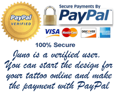 paypal buy tattoo online