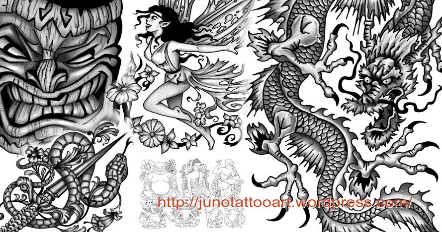 tattoo artists drawings.  to your favorite tattoo artist. Custom Tattoo Designs Made to Order!