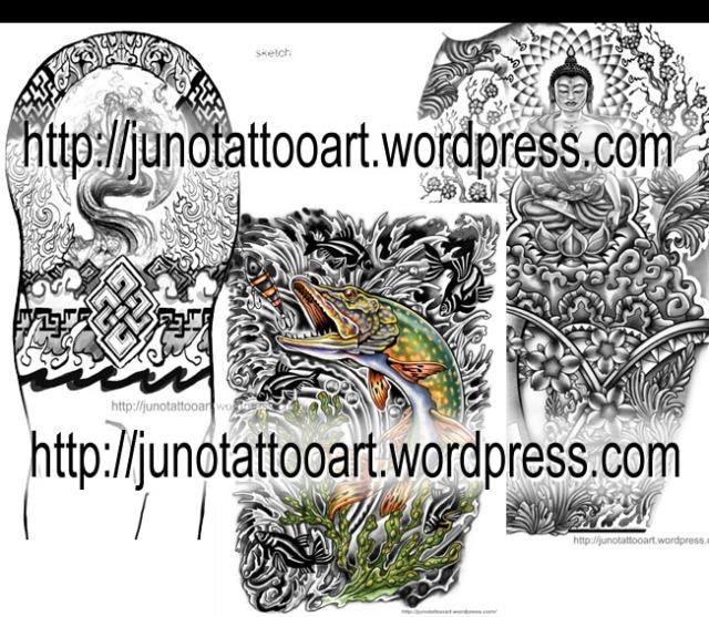 sleeve tattoos,koi fish tattoo,tibetan tattoo,buddha tattoo,buddhist tattoo,meditating buddha tattoo,lower arm tattoo,half sleeve tattoo,flowers tattoo.custom tattoos,online tattoo shop