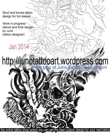 16 Tattoo Design Maker Online: Custom Tattoos Made To Order By Juno